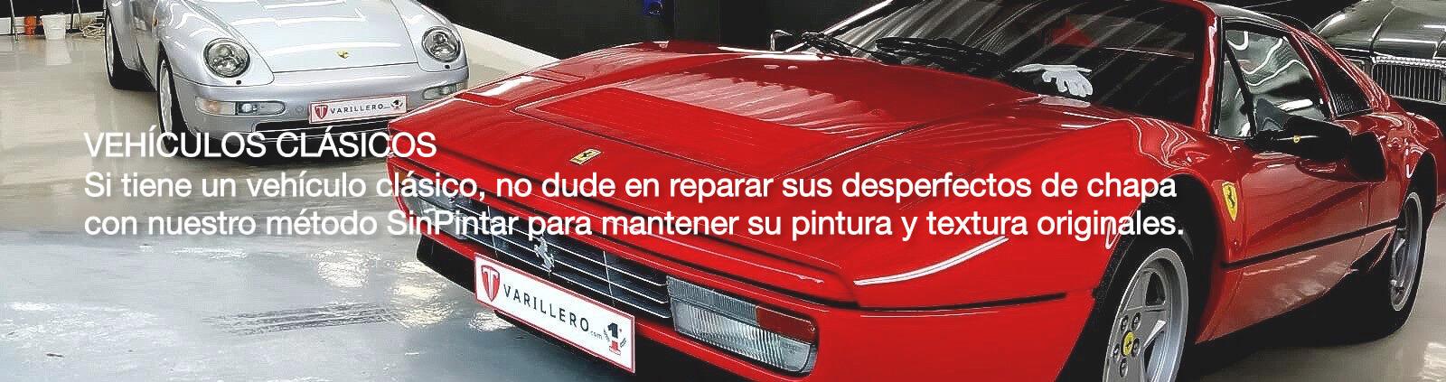 vehiculos clasicos madrid chapa y pintura