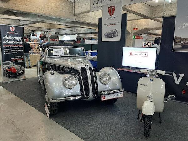 salon internacional del vehiculo clasico